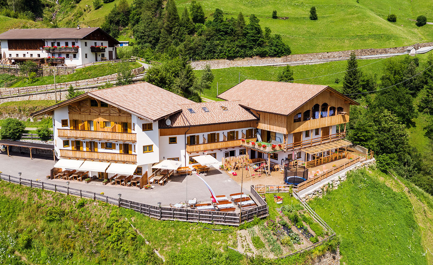 Bauernhof Passeiertal Südtirol