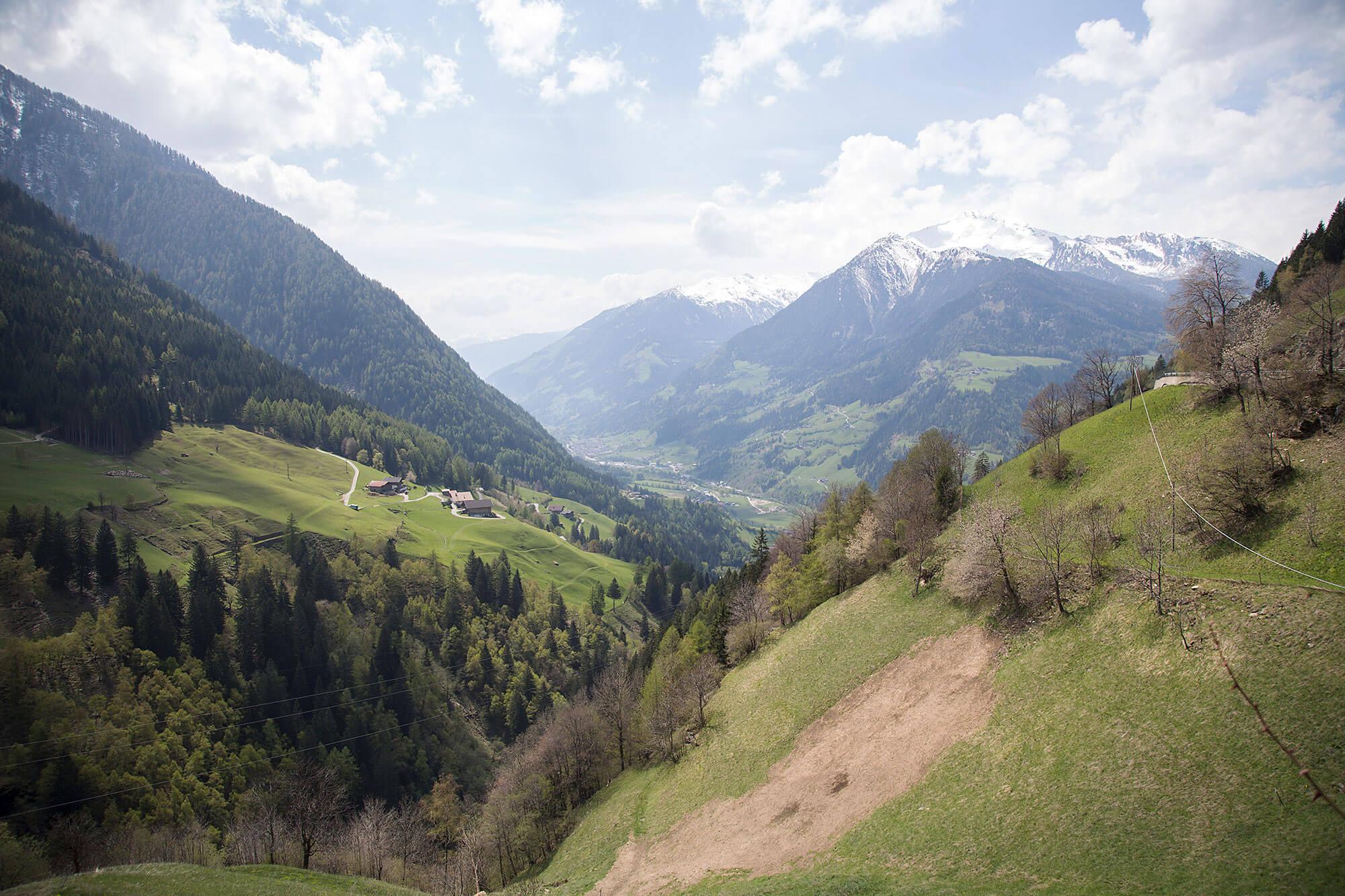 Panorama Unterer Obereggerhof