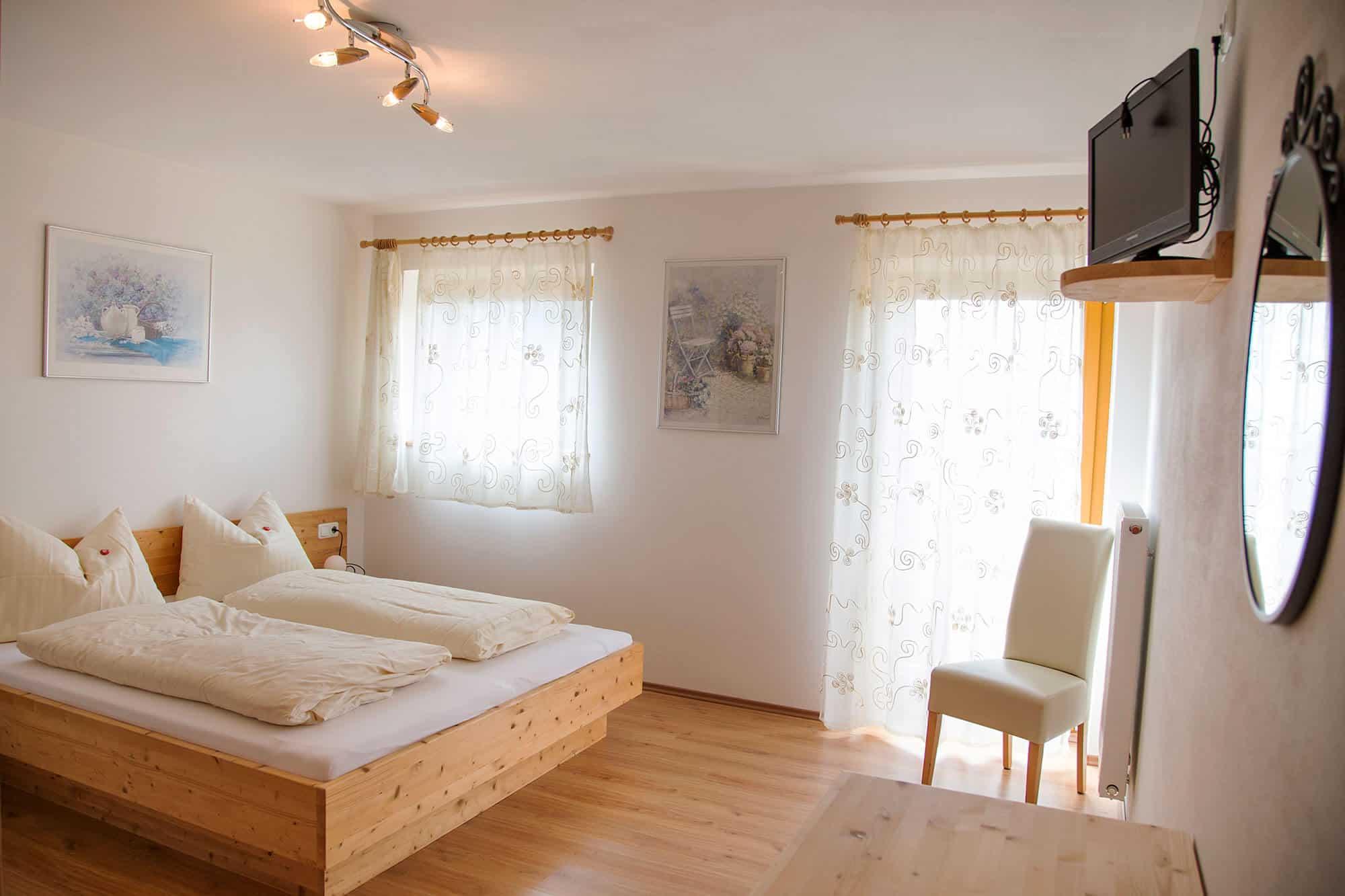 Unterer Obereggerhof Zimmer